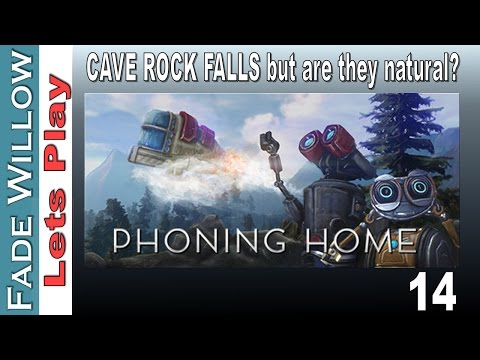 Phoning Home | #14 | CAVE ROCK FALLS - natural or some other unnatural force at work? |