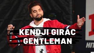 Kendji Girac - Gentleman ft. Marine Basset (Paroles)