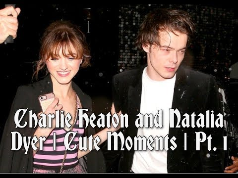 Charlie Heaton and Natalia Dyer | Cute Moments | Pt. 1
