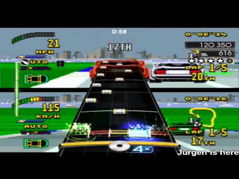Top Gear 2 - Track 1 (SNES) Custom Song   Frets on Fire / Guitar Hero / Rock Band