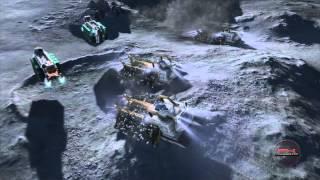 Поиграл в Anno 2205 и отправился на Луну