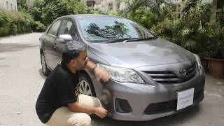 Toyota Corolla 2012 XLi | In-Depth Review | Price, Features & Test Drive | Urdu