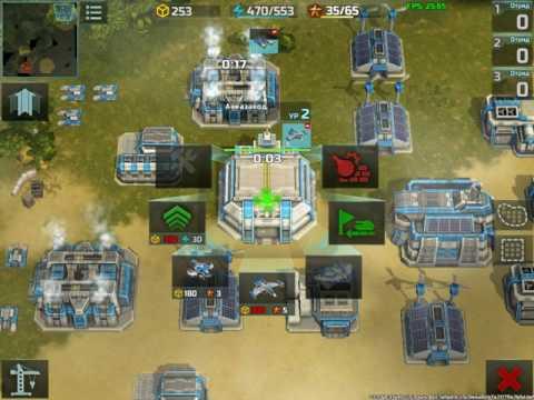 Art of War 3 Global Conflict   Тактика с истребителями