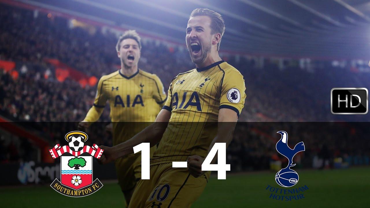 Download Southampton vs Tottenham Hotspur | 1 - 4 | All Goals & Highlights ||HD|| 28/12/16