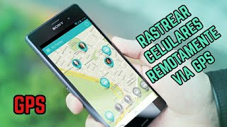 Rastrear celular por GPS con GOOGLE / FACIL RAPIDO Y GRATIS