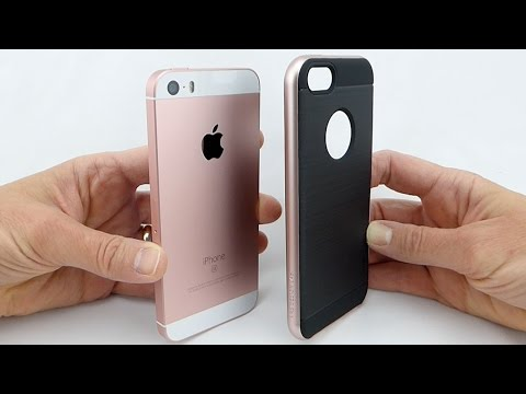 VRS Design High Pro Shield for iPhone SE: Slim, Attractive and Reasonably Priced!