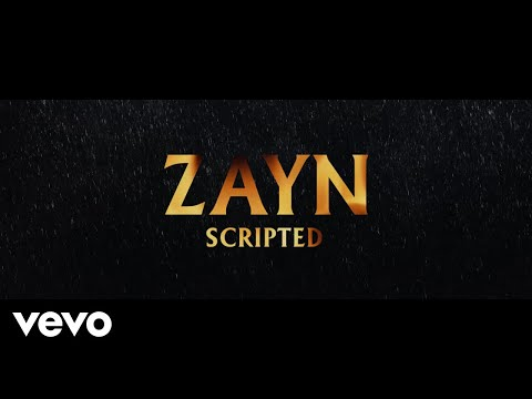 ZAYN - Scripted (Audio)