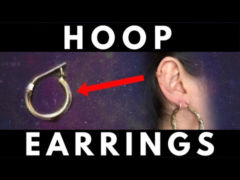 All About Hoop Earrings