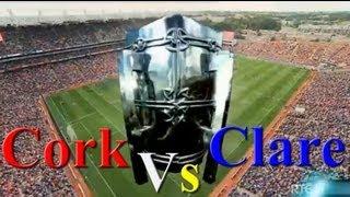 Cork Vs Clare All Ireland Hurling final 2013 Cork 3-16 Vs Clare 0-25  played 8-9-13