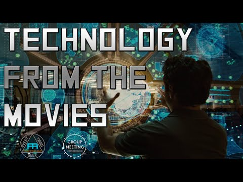 Group Meeting #4.3 - Movie Tech and Film's Influence on Technology