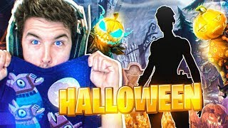 FORTNITE HALLOWEEN 2019