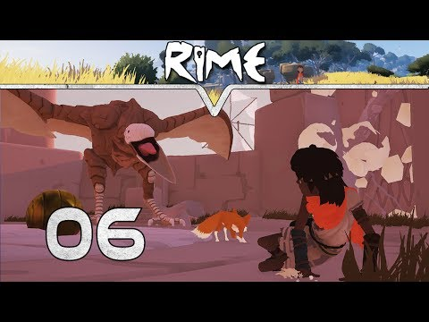 Val Quichotte und der Vogel 🦊 RiME Deutsch #06 👦🏾 German Gameplay