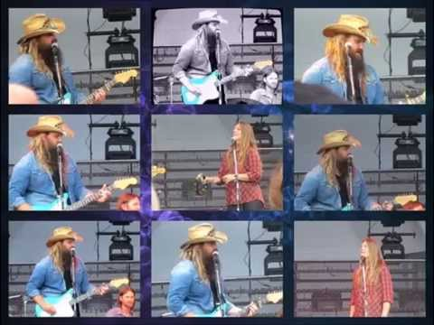 "Chris Stapleton ""Folsom Prison Blues"""