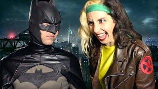BATMAN vs X-MEN: episode 1