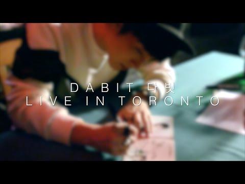 DABIT (다빗) LIVE IN TORONTO - Presented by HALLYU NORTH