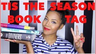 TIS THE SEASON | BOOK TAG Thumbnail