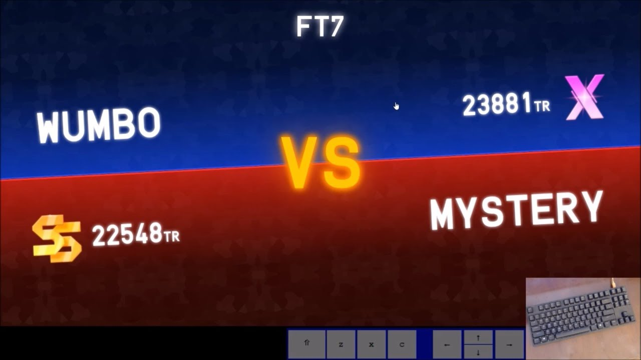 Download TETR.IO League - Wumbo vs Mystery FT7 - 150 APM