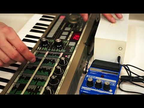 microKORG to-go and 1 essential recording trick