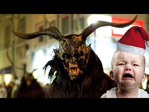 Top 10 Terrifying Christmas Traditions