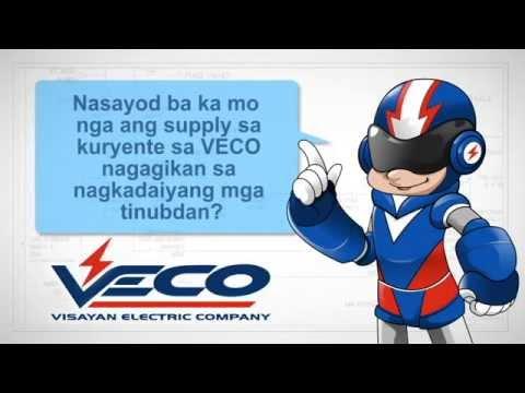 VECO Area Power Watch (Cebuano)