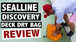 SealLine Discovery Deck Dry Bag Review (30L)