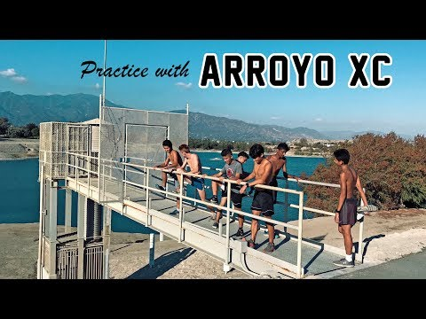 Arroyo XC - Threshold Run