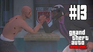 """GTA V ONLINE: """"DOS BORRACHOS MUY VIOLENTOS!!"""" #13 - GTA 5 ONLINE Gameplay"""