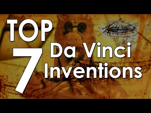 5 Major Accomplishments of Leonardo Da Vinci | HRFnd
