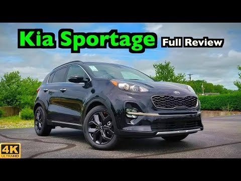 2020 Kia Sportage Full Review Drive Refreshing Kia S Style Standout Youtube