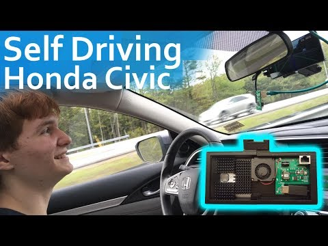 Building a Self Driving Car | EP 1 (comma neo w/ openpilot)