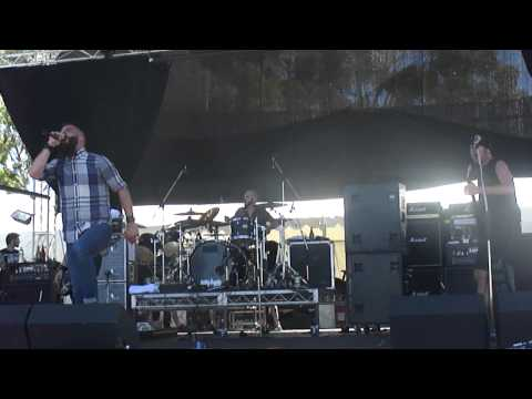 Times of Grace - Willing (Live, Perth Soundwave 2012)