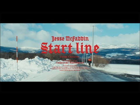 "Jesse McFaddin ""Start line"" Official MV"