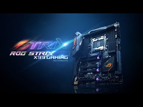 ROG Strix X99 Gaming in 4K