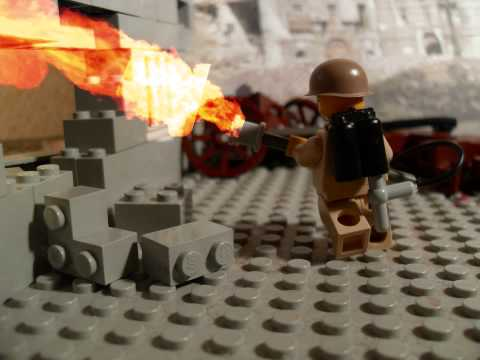 "WW2 Lego Battle of Breslau 1945 - ""The Last Assault"""