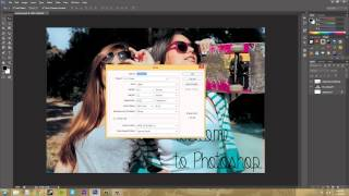 Photoshop CS6 Tutorial - 7 - Creating a New Document Part 1