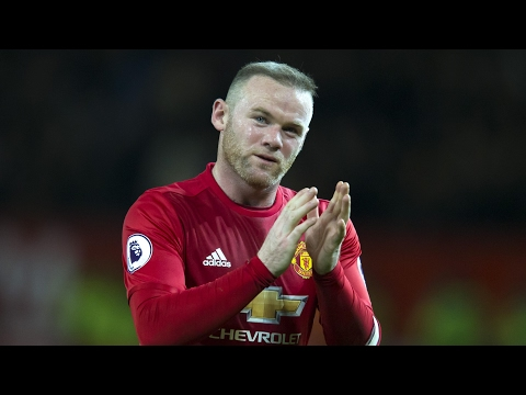 Mourinho can't rule out Wayne Rooney departure – video