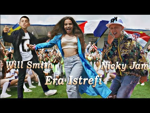 Live It Up - Nicky Jam feat. Will Smith &...