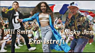Live It Up - Nicky Jam feat. Will Smith & Era Istrefi (2018 FIFA ) - Dance Cover