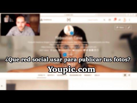 ¿Que red social usar para publicar tus fotos? - Youpic