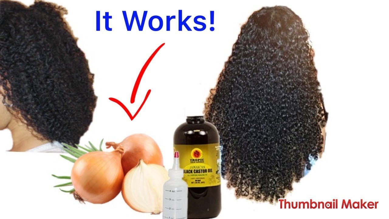 how to use onion for hair growth youtube