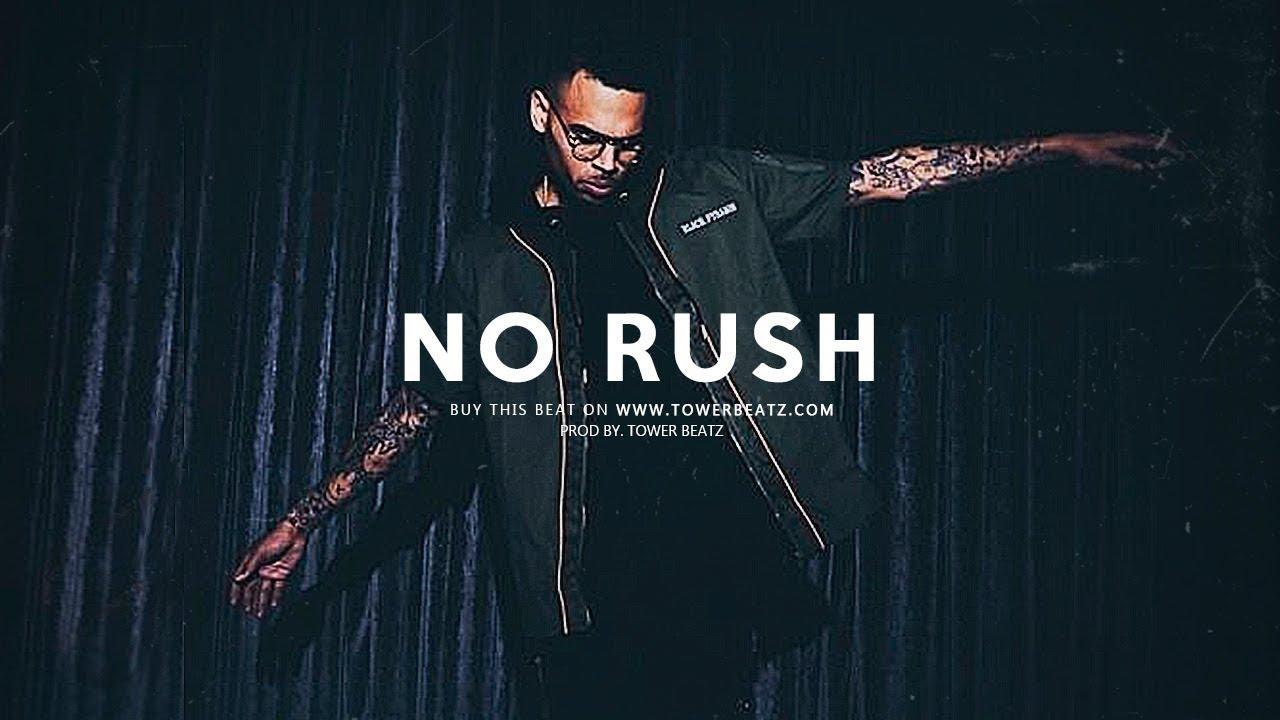 N O R U S H - DJ Mustard x Chris Brown Type Beat Hip Hop Instrumental
