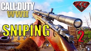 COD WW2 Multiplayer Gameplay - Let
