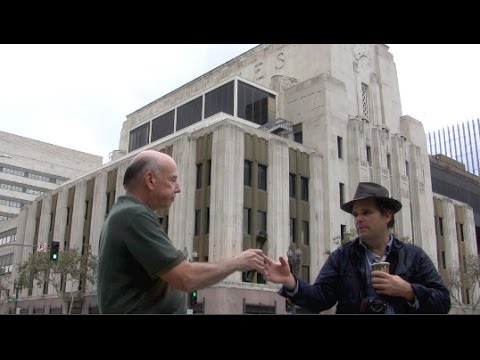 Pereira in Peril: Los Angeles Times tour with  Alan Hess & Richard Schave (October 30, 2016)