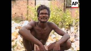 INDIA : INDUSTRIAL POLLUTION CAUSES SILICOSIS