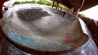Skate Mallorca Sa Riera Skatepark 2014 chill sarri