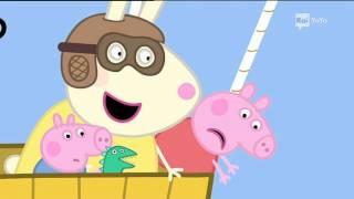 peppa pig 2 episodio 24 il giro in mongolfiera