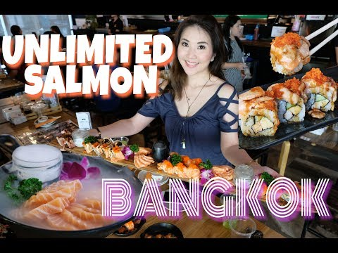 Fuku Intown Grand Buffet, Bangkok – Thailand – Vlog Myfunfoodiary