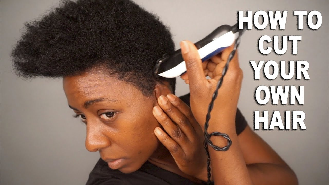 How to Shape Your Natural Hair as it Grows Tapered Cut Beautycutright