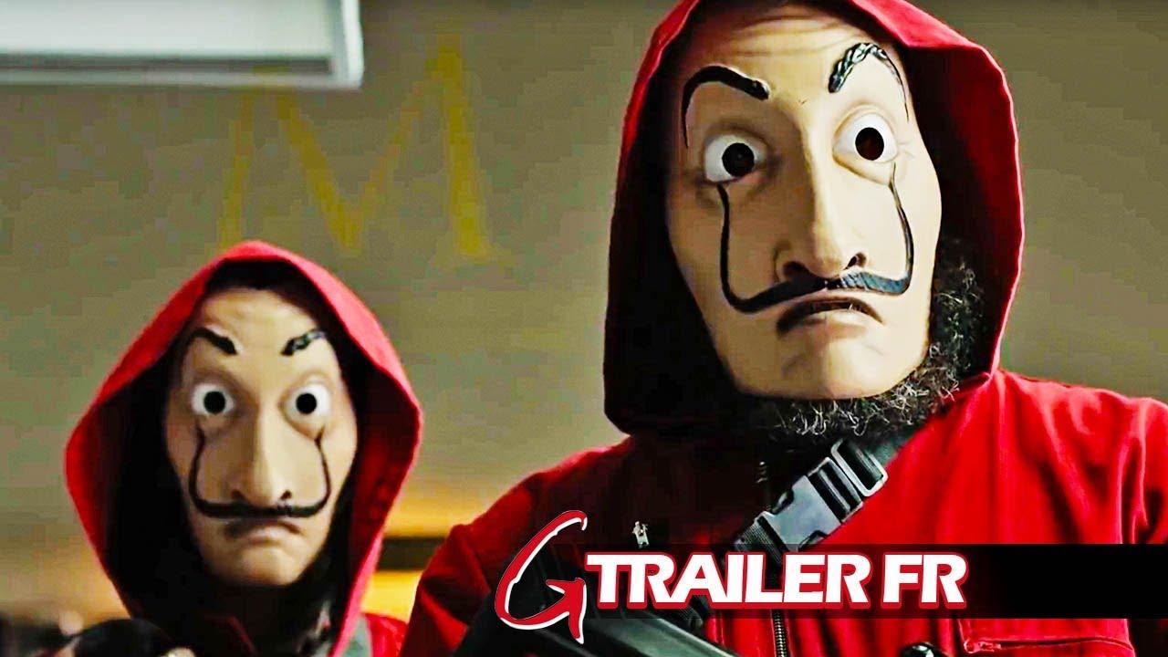 La Casa de Papel: O Jogo | Netflix - YouTube  |La Casa De Papel