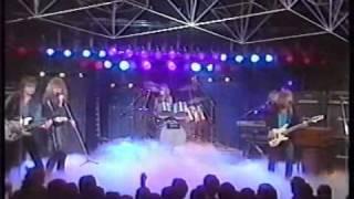 Europe en España ( TVE ) - The Final countdown (Hard Rock)